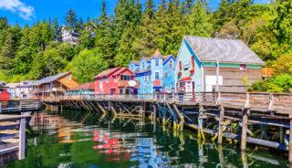 Viaje a Canada y Alaska. Grupo verano. Vancouver con crucero a Alaska