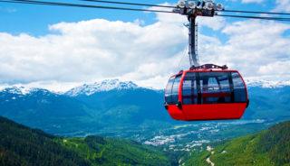 Canadá - Peak to Peak Gondola