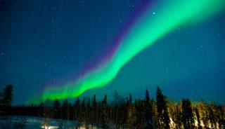 Viaje a Canadá. Auroras Boreales