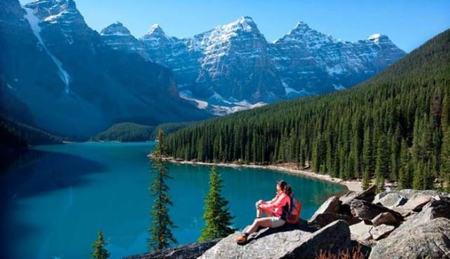 Viaje a Canadá. Singles