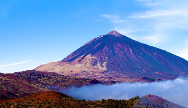 Viaje a las Islas Canarias. Semana Santa. En familia. Los cielos de Colón. Tenerife y la Gomera