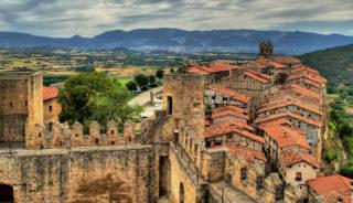 Viaje a Castilla y León y Aragón. En grupo. Ruta medieval y gastronómica