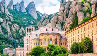 Viaje a Cataluña. En grupo. Contrastes de Cataluña