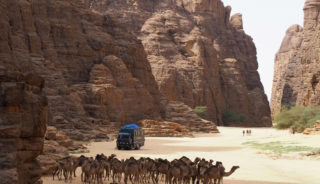 Viaje a Chad. Prospección. Meseta de Ennedi, Lagos de Ounianga y Guera