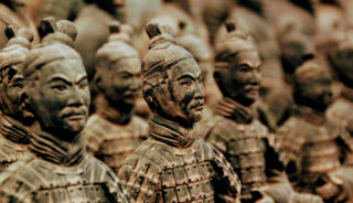 Viaje a China. A medida. Las gargantas del río Yangtsé