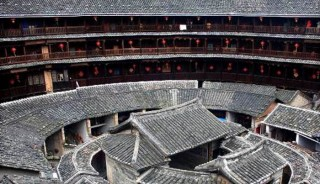 Viaje a China. Arquitectura. Semana santa