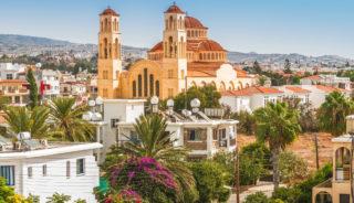 Viaje a Chipre. En grupo. Monasterios y playa