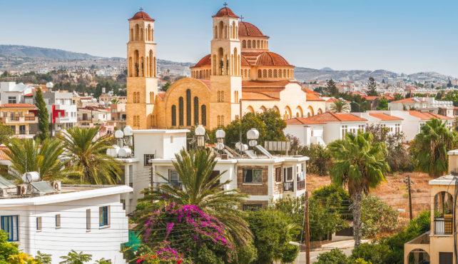 Viaje a Chipre. Monasterios y Playa