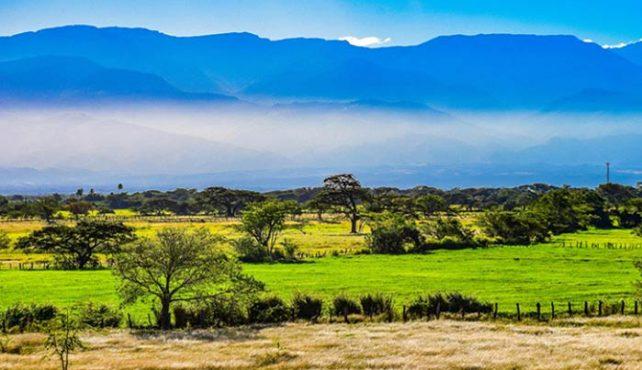 Viaje a Colombia. Comunidades con Joan del Cor
