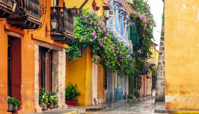 Viaje a Colombia. Bogotá, Cartagena e Isla de Barú
