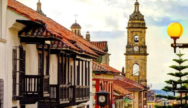 Viaje a Colombia. Bogotá y Caribe colombiano