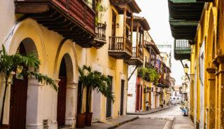 Viaje a Colombia. Cartagena y Santa Marta