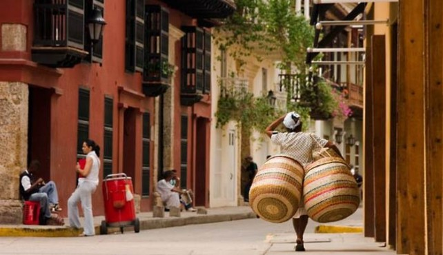 Viaje a Colombia. Cartagena e Isla Múcura