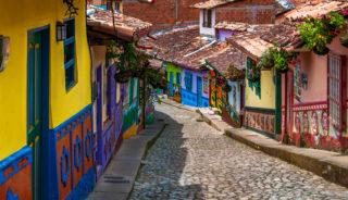 Viaje a Colombia. En Grupo. Bogotá, Medellín y Cartagena