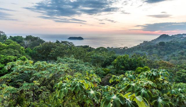 Viaje a Costa Rica. Caribe