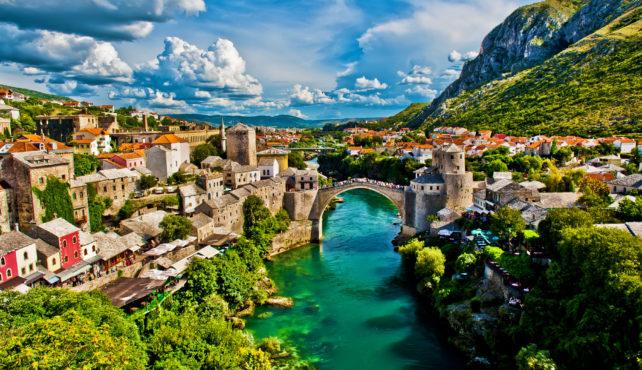 Viaje a Croacia y Bosnia. Semana Santa