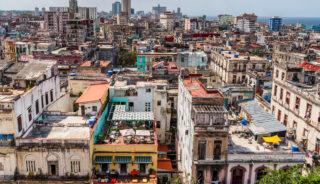 Viaje a Cuba. En grupo. Cuba colombina