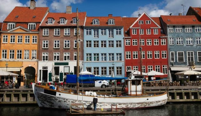 Viaje a Dinamarca. A medida. Castillos y mansiones