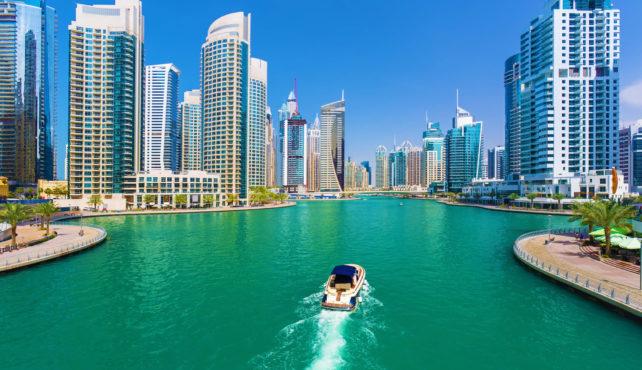 Viaje a Dubai y Emiratos Árabes. En Grupo