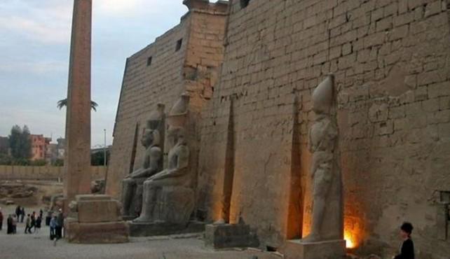 Viaje a Egipto. En familia