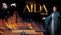 Viaje a Egipto. A medida. Mágica velada en el templo de Hachepsut. Opera de Aida