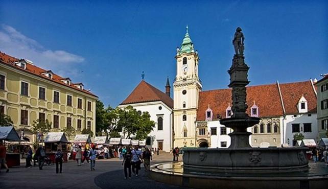 Viaje a Eslovaquia. Singles