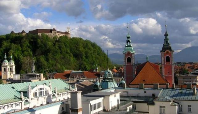 Viaje a Eslovenia. En família