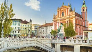 Viaje a Eslovenia. Grupo Verano