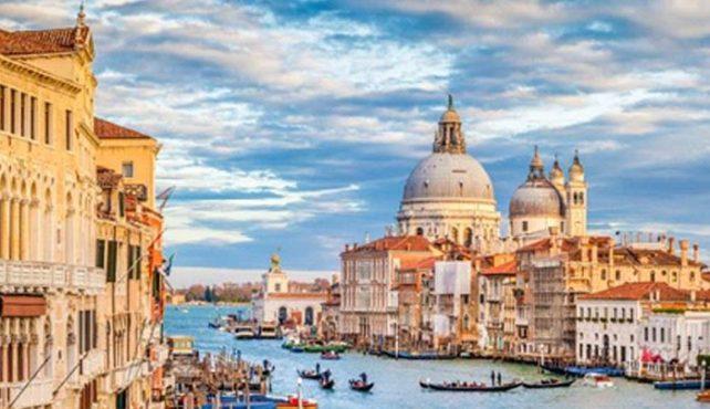 Viaje a España, Francia, Suiza e Italia. En Grupo