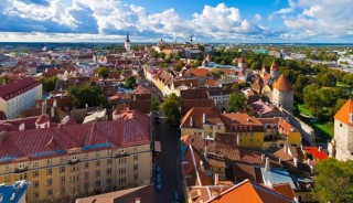 Viaje a Estonia. En familia