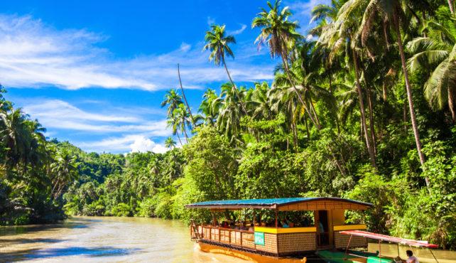 Viaje a Filipinas. Grupo Mínimo 2. El corazón de Filipinas