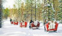 Viaje a Finlandia. Puente de Diciembre. Viaje a Laponia - Äkäslompolo