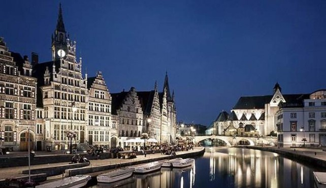 Viaje a Flandes. En familia