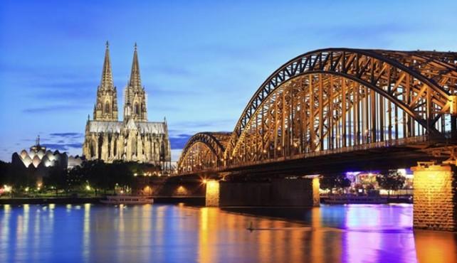 Viaje a Francia y Alemania en crucero