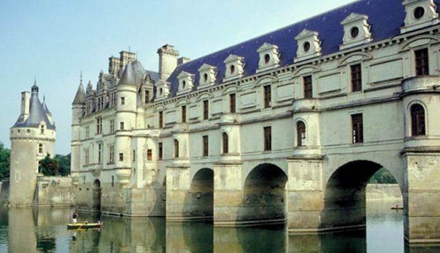 Viaje a Francia. Castillos del Loira. En Grupo