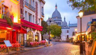 Viaje a Francia. Singles. Viaja solo. París y algo más.