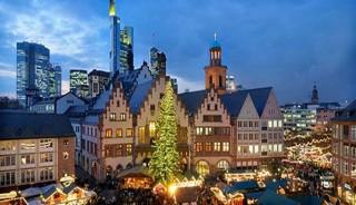 Viaje a Alemania. Puente de Diciembre. Frankfurt y el Rin