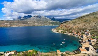 Viaje a Grecia. A medida. Peloponeso, Monemvasia y Mani
