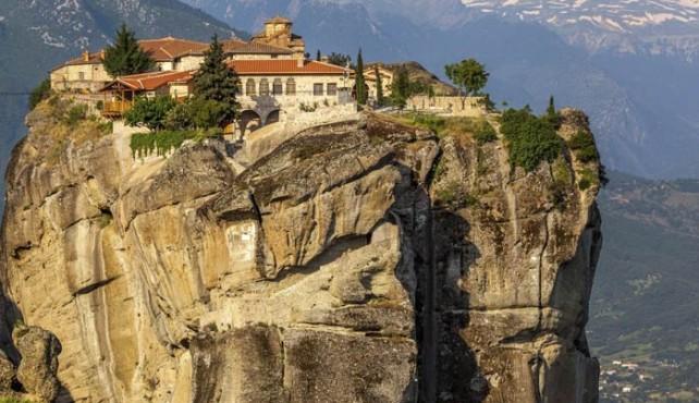 Viaje a Grecia. Monte Pelion