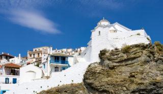 Viaje a Grecia. Atenas, Skhiatos y Skopelos