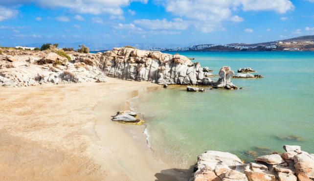 Viaje a Grecia. Naxos, Amorgos y Astypalaea