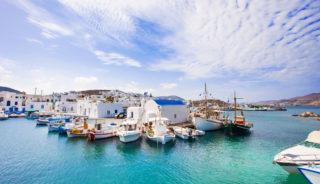 Viaje a Grecia. A medida. Atenas, Naxos y Paros