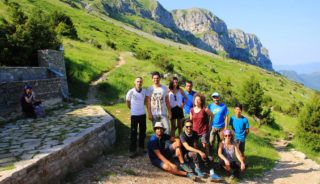 Viaje a Grecia. En grupo Nomads. Grecia fuera de ruta en grupo