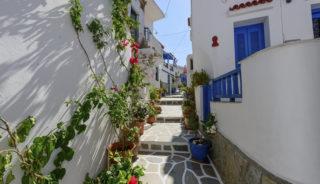 Viaje a Grecia. En grupo. Islas Cícladas, aventura en velero