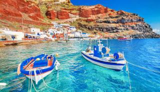 Viaje a Grecia. Semana Santa. Atenas, Naxos y Santorini en grupo reducido garantizado a partir de 2 personas
