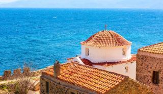 Viaje a Grecia. Singles. Peloponeso, Monemvasia y Mani