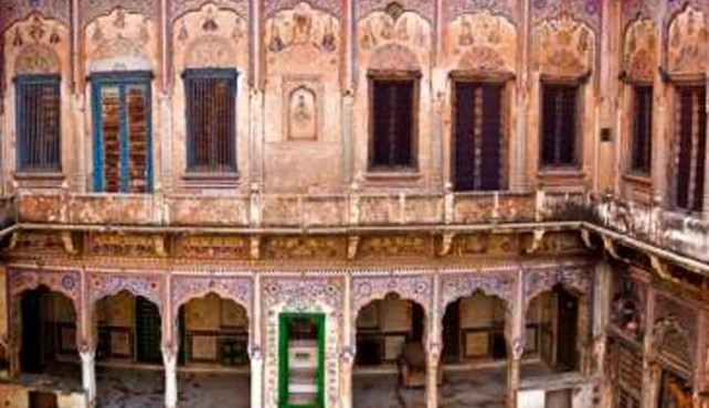 Viaje a India en familia
