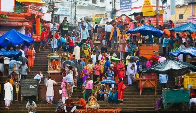Viaje a India. Grupo Verano con guía