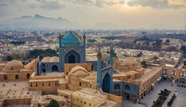 Viaje a Iran. A medida. El alma de la Antigua Persia