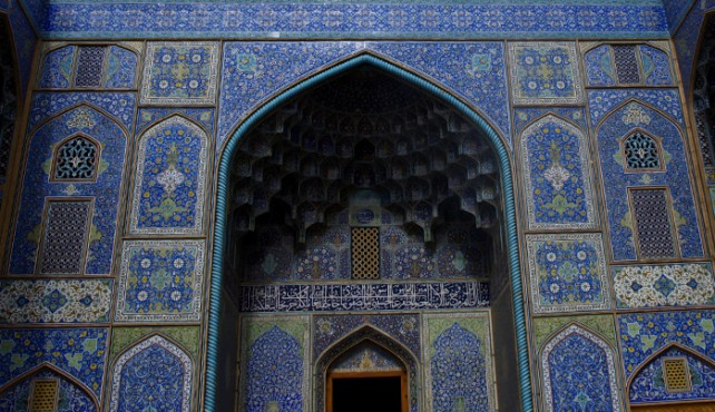 viaje a iran: